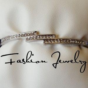 Jewelry - Elegant Rhinestone Bracelet